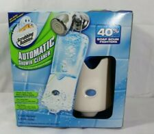 Scrubbing Bubbles Automatic Shower Cleaner Dual Sprayer Bottle Cleaning Solution