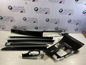 BMW 5 SERIES F10 ASH WOOD INTERIOR TRIMS FULL SET RHD OEM 7225548