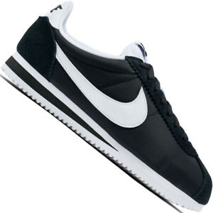 Nike Classic Cortez Nylon Unisex-Sneaker Sport-Schuhe leichte Trainingsschuhe
