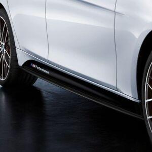 BMW F30 328i 335i 3 Series side skirt stickers decals M SPORT MPerformance