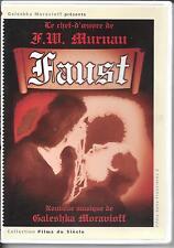 DVD ZONE 2--FAUST--F.W MURNAU
