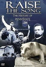 Raise the Song: The History of Penn State (DVD, 2008)