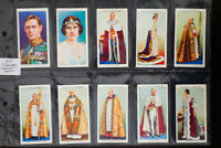John Player & Sons Coronation Series Card Collection