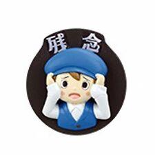 Professor Layton magnete magnet Calamita Luke the Miracle Mask  figure Takara