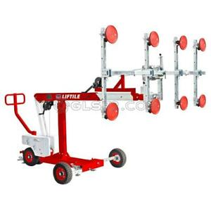 MANUAL WHEELED SYSTEM FOR LIFTING AND HANDLING SLABS MONTOLIT LIFTILE