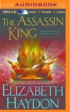 The Symphony of Ages: The Assassin King 6 by Elizabeth Haydon (2015, MP3 CD,...