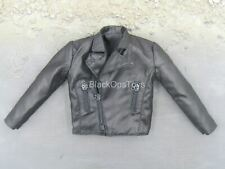 1/6 scale toy The Lost Man Vampire - Black Leather-Like Jacket