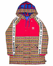Adidas Originals By Pharrell Williams Padded Jacket Multicolor EA2471 Size M NWT