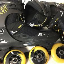 K2 VO2 S 90 Skates Mens 12.5 **SUPER SAVER**