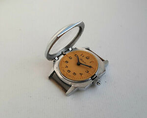 RAKETA Rare Soviet wrist watch for blind VISION BRAILLE