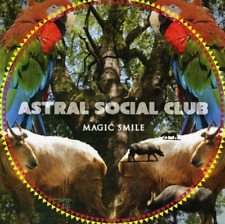 ASTRAL SOCIAL CLUB-MAGIC SMILE-JAPAN CD E75