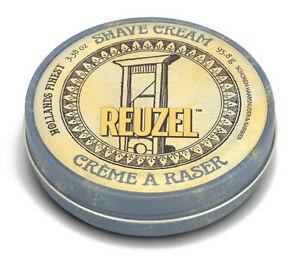 REUZEL Holland Shaving Cream 3.4oz Care Relief - Made IN USA