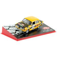 SEAT 124D S 1800, Zanini / Petisco, #12 Rallye Monte Carlo 1977, 1:43 scale car