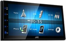 Jvc Kw-m24bt Autoradio con Bluetooth Nero