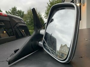 2001 Volkswagen Eurovan Door Mirror Passenger Right Side OEM GRAY