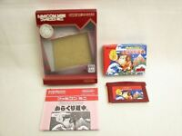 GANBARE GOEMON Karakuri Game Boy Advance Famicom Mini Nintendo gba