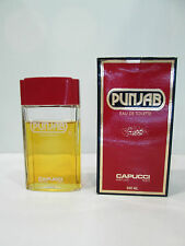 "PROFUMO UOMO  EDT 200ml  SPLASH "" PUNJAB DE CAPUCCI - PARIS "" VINTAGE"
