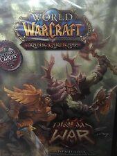 "War Craft - World Of War Craft Trading Cards Game ""Drums of War"" Battle Deck!"