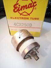 EIMAC 4CX250B NOS NIB. Made in USA.