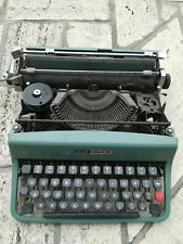 Vintage Macchina da Scrivere OLIVETTI LETTERA 32