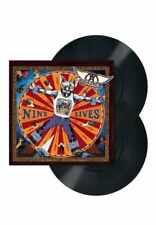 Aerosmith Nine Lives (Global Vinyl) Doppio Vinile LP Nuovo Sigillato