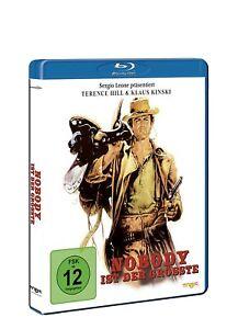 Nobody ist der Größte (Teil: 2)[Blu-ray/NEU/OVP] Terence Hill, Klaus Kinski
