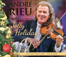 André Rieu & His Johan Strauss Orchestra : Jolly Holiday (CD+DVD)