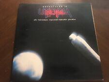 UTOPIA ADVENTURES IN UTOPIA VINYL LP INNER SLEEVE TODD RUNDGREN EXCELLENT