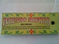 incenso giapponese NEW ENERGY mistico profumo magia aromaterapia essenza