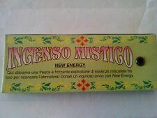 incenso giapponese NEW ENERGY mistico profumo magia aromaterapia essenza