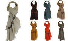 Sciarpe da uomo foulard misto lana
