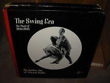 VARIOUS golden age / swing era music of 1944 1945 ( jazz ) box time life - book
