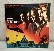 Toy Soldiers- Laserdisc - Preowned