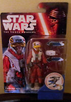 ASTY X-WING PILOT STAR WARS THE FORCE AWAKENS ACTION FIGURE + POSTAL DISCOUNT