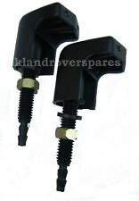 LAND ROVER DEFENDER 90 / 110 FRONT WASHER JET TWIN NOZZLE ONE PAIR - AMR3025