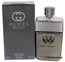 Gucci Guilty By Gucci Pour Homme 3.0oz /90ml Men Edt Spray New In Box