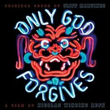 NEW Only God Forgives (Red & Blue Colored Vinyl) (2LP)