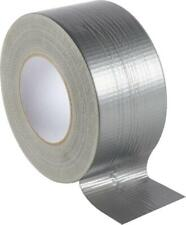 Heavy Duty Strong Duct Gaffer Tape 48mm x 50M Roll Silver Waterproof Duct Tape