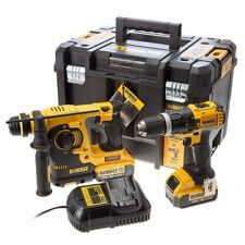 DeWalt DCK206M2 18 V XR Twin Pack Kit 4.0Ah