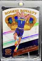 Michael Porter Jr. 2018-19 Panini Crown Royale Rookie Royalty #36 Nuggets 85/99