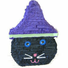 BLACK CAT HALLOWEEN PINATA BIRTHDAY OR PARTY GAME/ DECORATION
