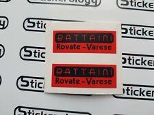 6 X BATTAINI ROVATE-VARESE STICKERS JACK STICKERS