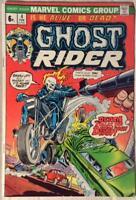 Ghost Rider #4 (Marvel 1974) Bronze Age Classic