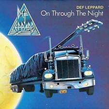 Def Leppard On Through the Night CD