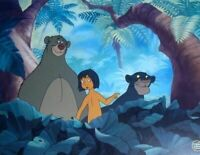Disney The Jungle Book Cel JUNGLE PALS Extremely Rare Animation Edition Cell