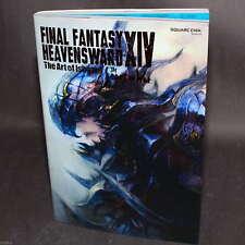 Final Fantasy XIV: The Art of Ishgard Scars of War - game artbook NEW