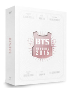 BTS Best Selling Memories of 2015 Full SET Reliable Free SHP Good Condition RARE