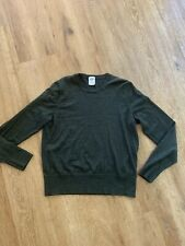 Women's Gap Merino wool tall XL Green jumper