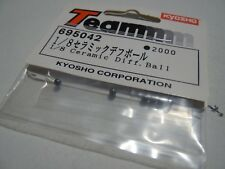 Kyosho 695042 1/8 Ceramic Ball for diff Mini-z Racer