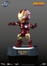 NEW EA-003 Egg Attack Iron Man 2 Mark VI Light Up Figure 18cm BK28215 US Seller